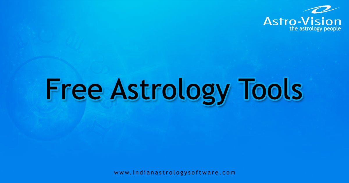 astrology tools free