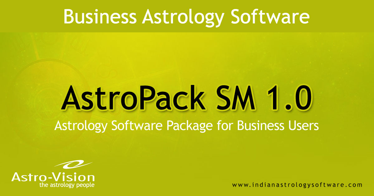 astrovision marriage matching software